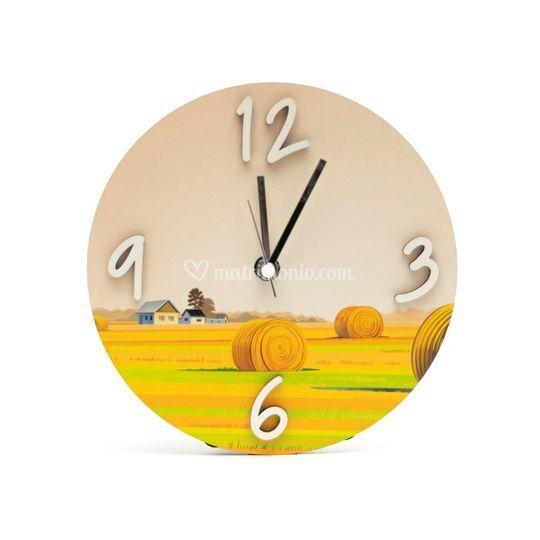 Orologio Fieno