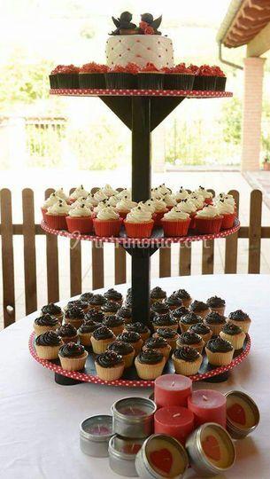 Wedding cake rockabilly