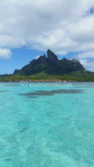 Polinesia Bora Bora