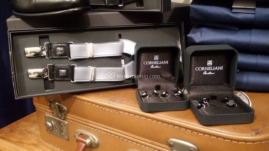 Corneliani accessori