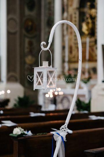 Esempio di allestimento chiesa