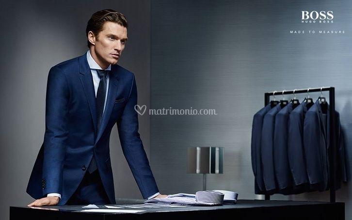 Vestito Matrimonio Uomo Hugo Boss : Abiti da cerimonia uomo hugo boss modelli alla moda di