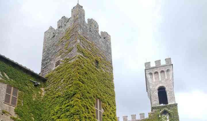 Wedding venue in Siena