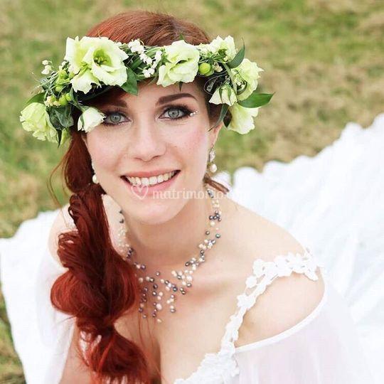 Sabrina- Trucco Sposa