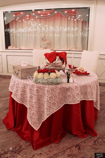 Sala Era - Red Passion