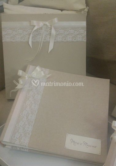 Guestbook shabby