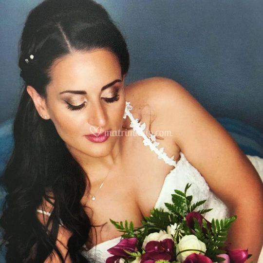 Claudia Karin Soria Make Up Artist