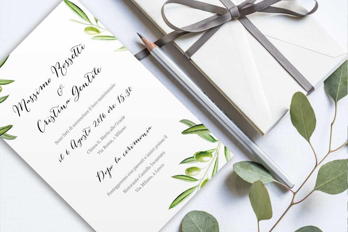 Partecipazioni Matrimonio Ulivo.Set Nozze Tema Ulivo Di Matrimonio Da Sogno Fotos