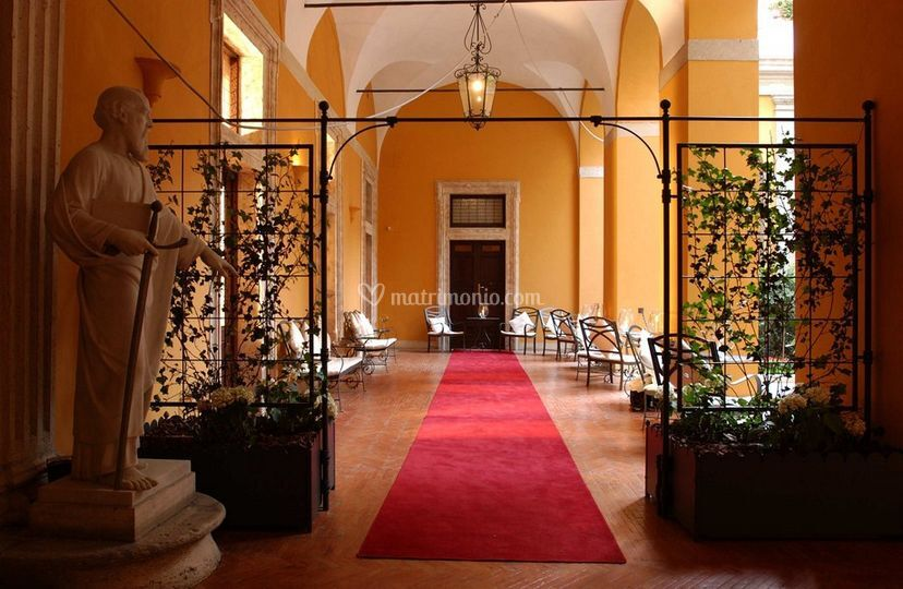 Hotel Cardinal Cesi Roma