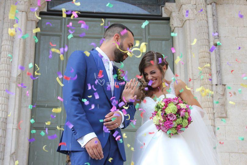 Papery Wedding