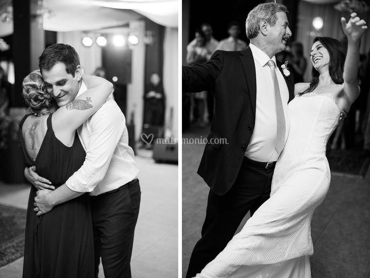 Primo ballo genitori