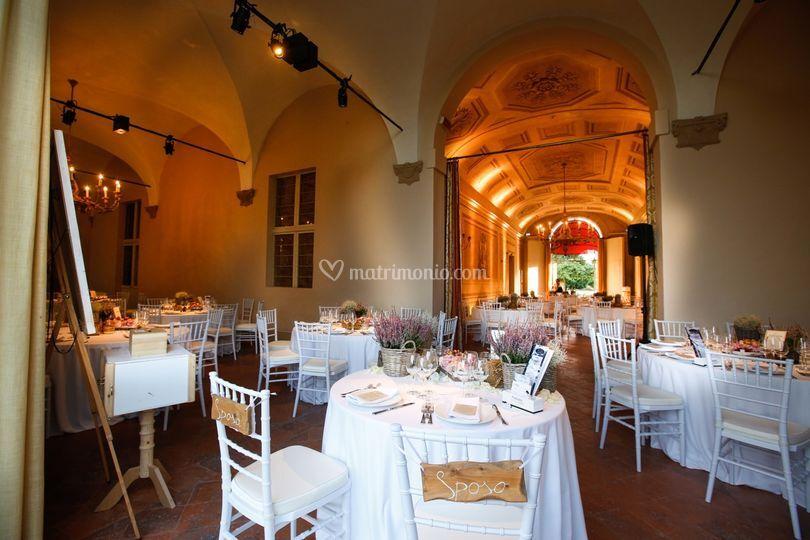 Villa Matrimonio Bentivoglio