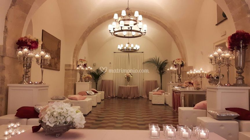 Piccole Sale Ricevimenti Bari : Sala maltese ricevimenti