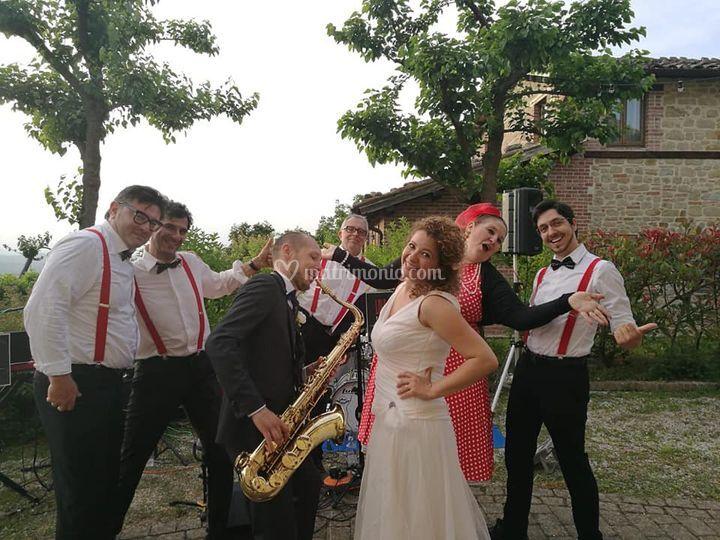 Matrimonio sui Sibillini!