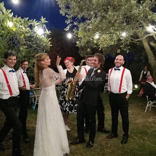 Matrimonio retrò!!!