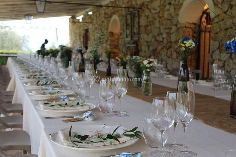 Wedding day - Casale Filieri