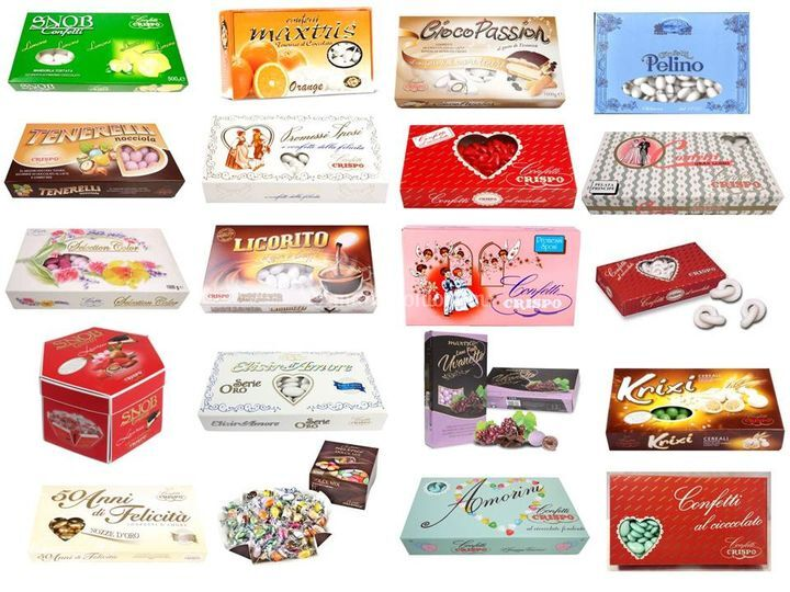 Sweet and Italian Confetti