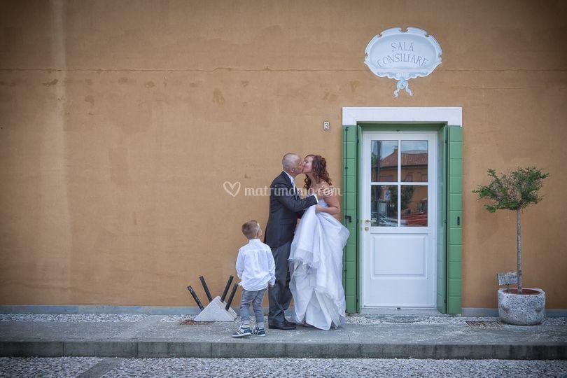 Matrimonio a San Giusto (Ts)