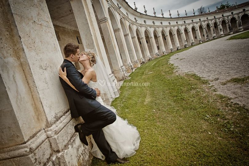 Wedding in Villa Manin