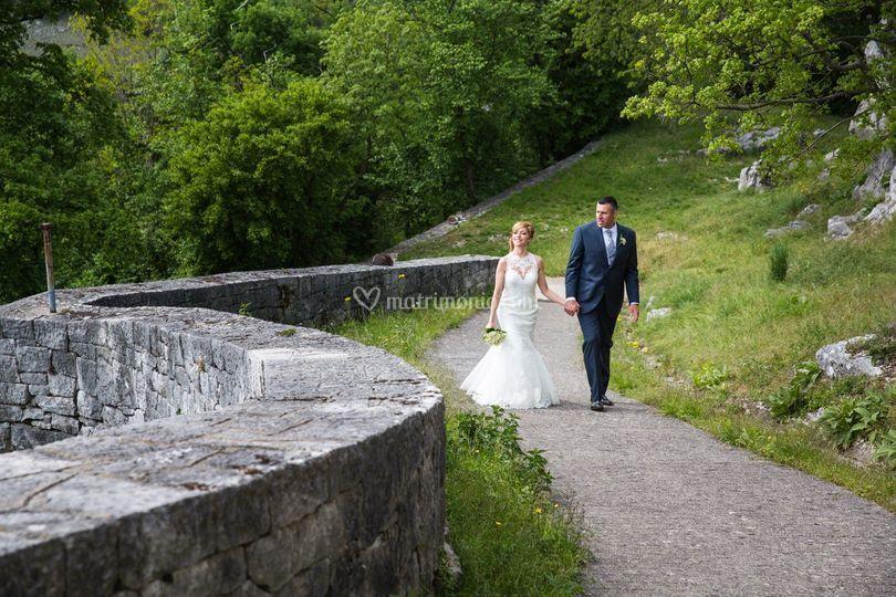 Matrimonio Monrupino