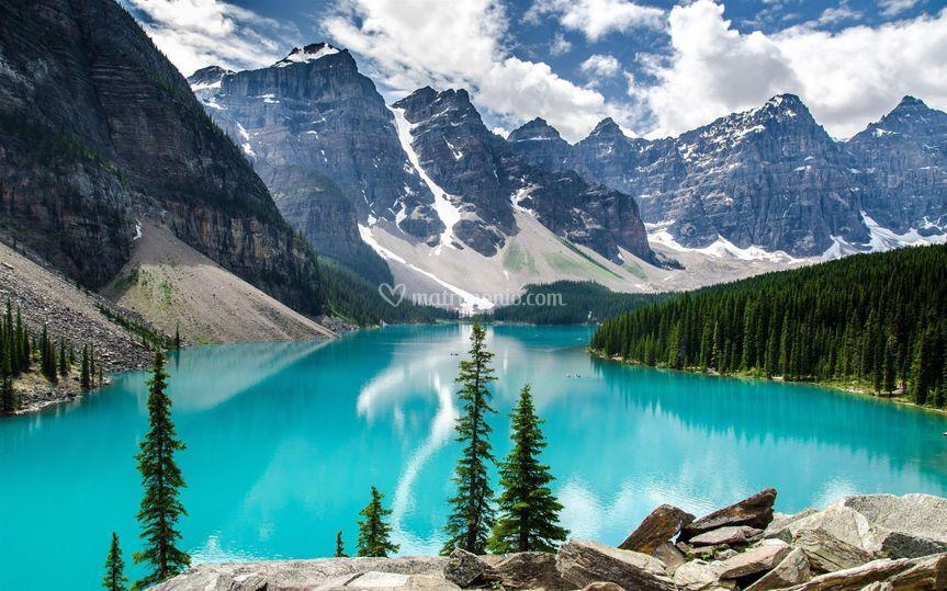 Le bellezze Canadesi