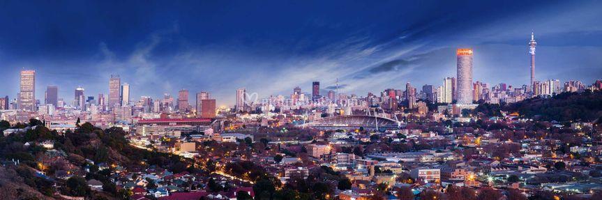 Johannesburg - skyline