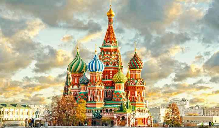Mosca - Cattedrale San Basilio