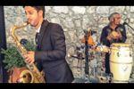 Sax e percussioni
