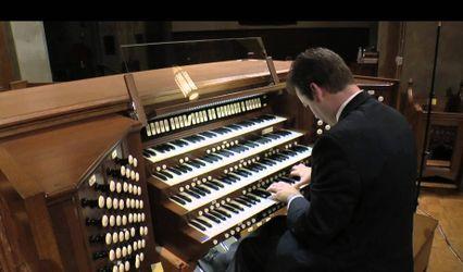 Trio Mozart - violinista, organista e soprano