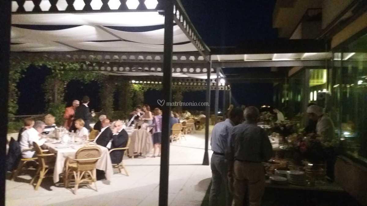 Ricevimento Villa Maria hotel