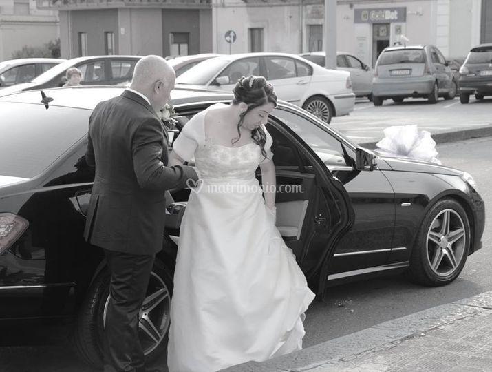Real wedding su misura