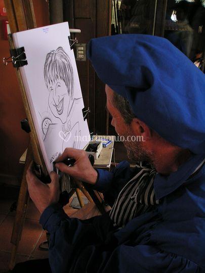 Caricaturista by I Giullari