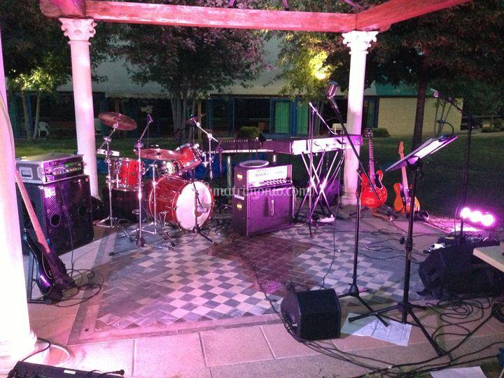 Show rock feste private