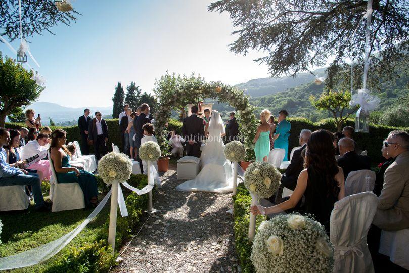 Matrimonio Giardino Toscana : Matrimonio all inclusive