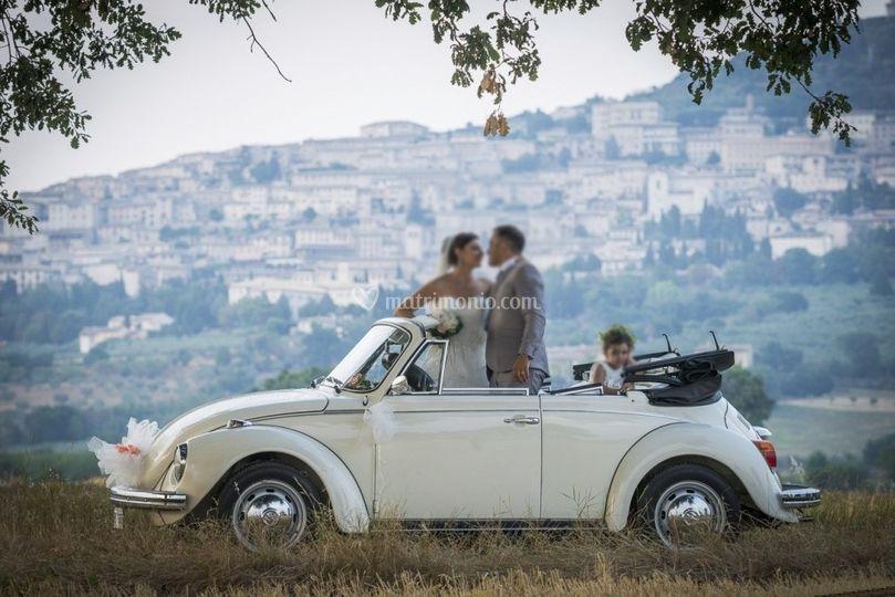 Noleggio Auto Cerimonia NAC Umbria