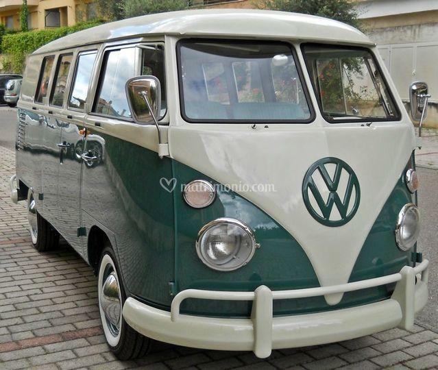Volkswagen T1 pulmino