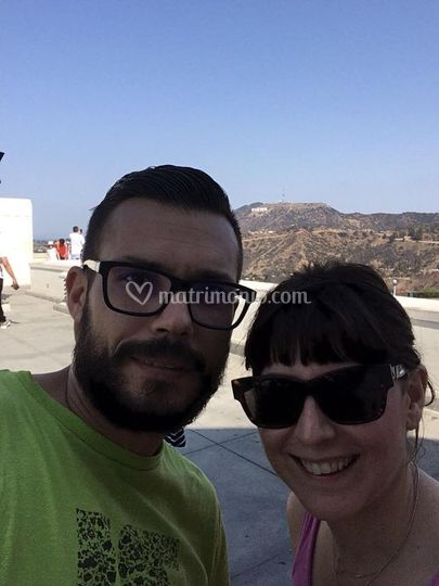 Luca e Ilaria negli Usa