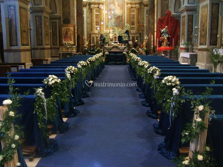 Pubblicazioni Matrimonio Olevano Romano : Ferrari addobbi