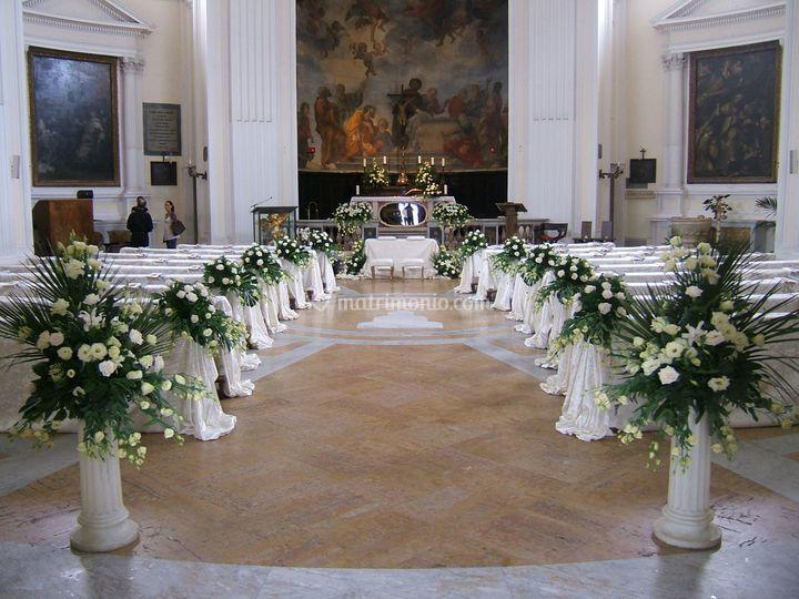 Pubblicazioni Matrimonio Olevano Romano : Olevano romano di ferrari addobbi foto