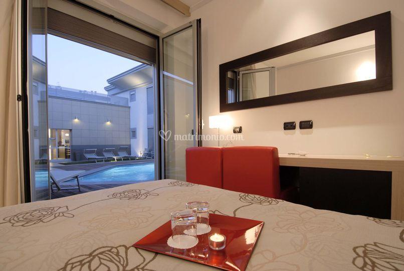 Camera di hotel together florence inn foto 6 for Bagno a ripoli matrimonio