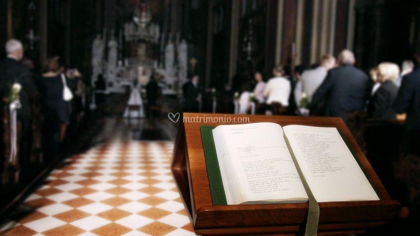 Cerimonia: chiesa