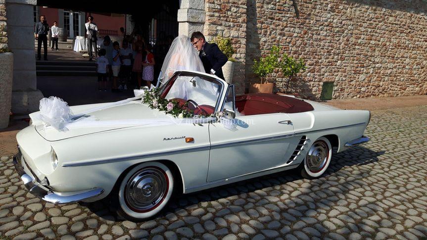 Renault Floride 1962