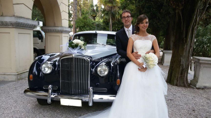 Bentley S1 1956