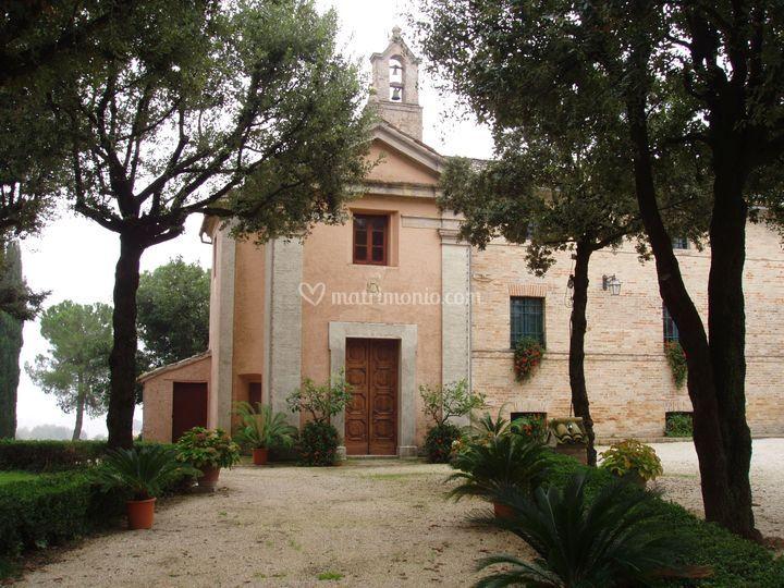 Chiesa privata settecentesca