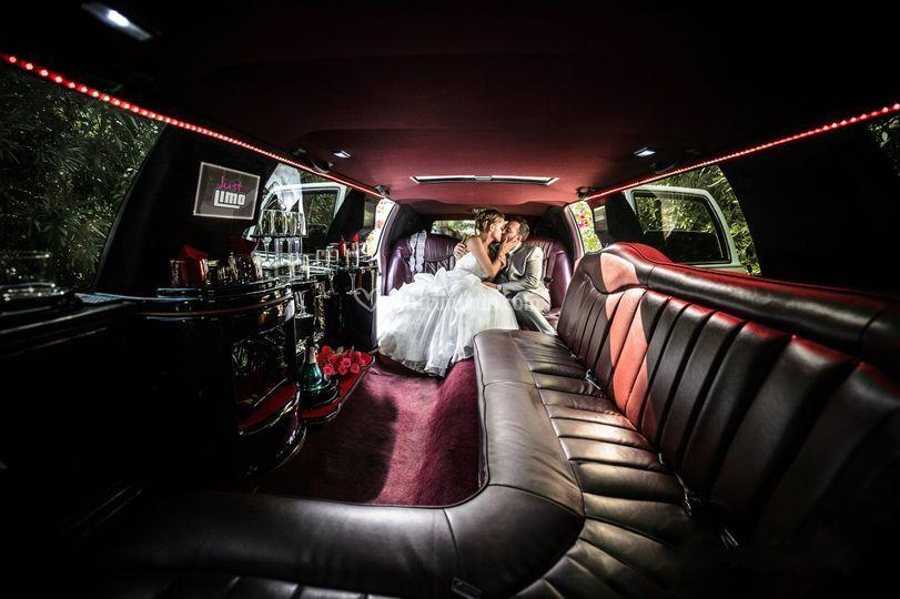 Limousine experience