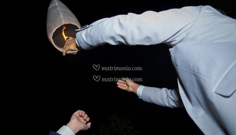 Lancio Lanterne