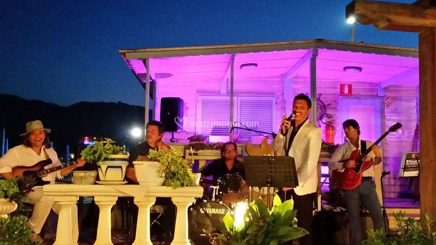 Bagno neda fiumaretta di blues sensation live band foto - Bagno venezia fiumaretta ...