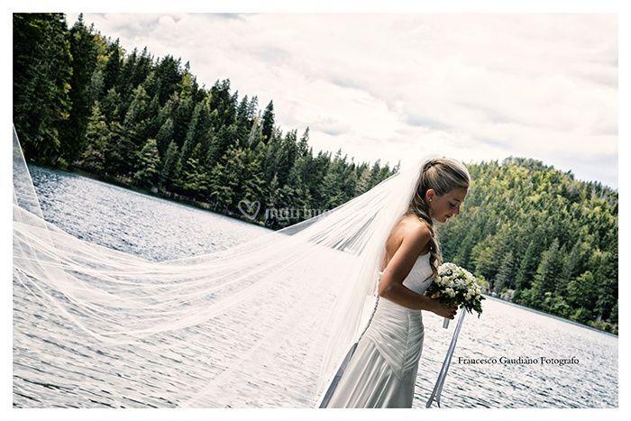 La sposa col velo