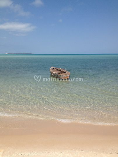 Benguerra Island, Mozambico