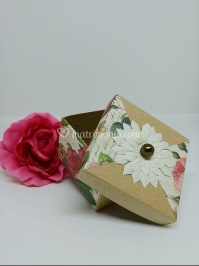 Bomboniera White Flower